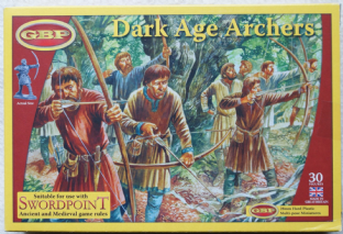 Gripping Beast 28mm GBP13 Dark Ages Archers